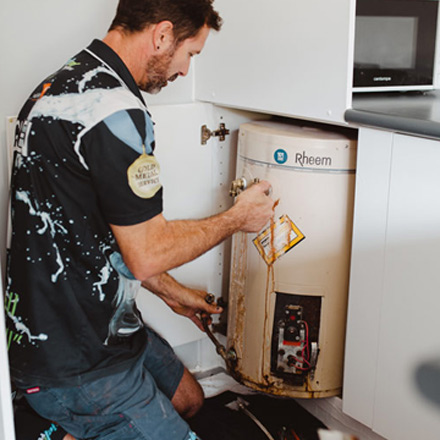 Hot Water System Surfers Paradise